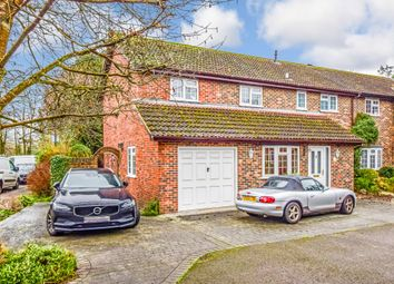Thumbnail 4 bed semi-detached house to rent in River Mead, Ifield, Crawley