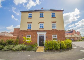 Thumbnail 4 bedroom end terrace house for sale in Habitat Way, Wallingford
