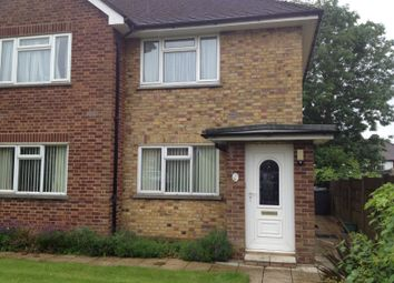 Thumbnail 3 bed maisonette to rent in Cromwell Close, East Finchley