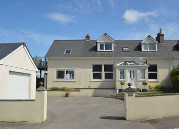 Thumbnail 4 bed semi-detached house for sale in Kings Avenue, Falmouth