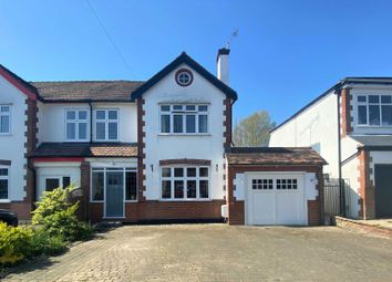 Thumbnail 4 bed semi-detached house for sale in West Park Hill, Brentwood