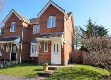3 bed semi-detached house for sale in Saxon Ground, Eastbourne BN21