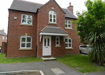 Thumbnail 3 bed detached house for sale in Grenadier Drive, Liverpool