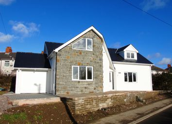 Thumbnail 3 bed detached house for sale in Llwynon Lane, Oakdale, Blackwood
