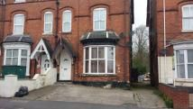 Thumbnail 1 bedroom flat to rent in Gillott Road, Birmingham
