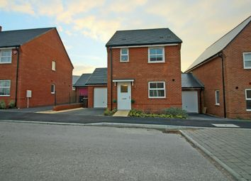 Thumbnail 3 bed detached house for sale in Fuller Way, Andover