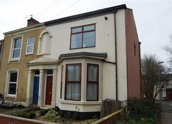 Thumbnail 3 bed end terrace house to rent in Grafton Street, Preston