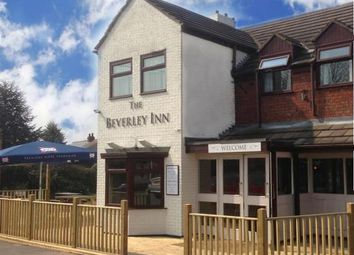 Thumbnail Hotel/guest house for sale in Thorne Road, Edenthorpe, Doncaster