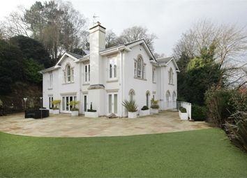 Thumbnail 5 bed detached house to rent in Mottram Road, Alderley Edge, Cheshire