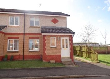 Thumbnail 2 bed semi-detached house for sale in Talbot Crescent, Coatbridge