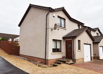 Thumbnail 3 bed detached house for sale in Honeyberry Crescent, Blairgowrie
