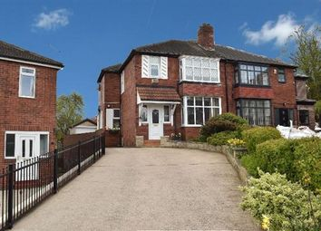 Thumbnail 3 bed semi-detached house for sale in Richard Road, Moorgate, Rotherham