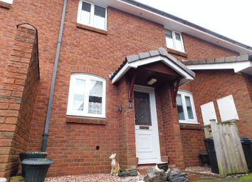 Thumbnail 1 bedroom flat for sale in Sandon Mews, Stafford