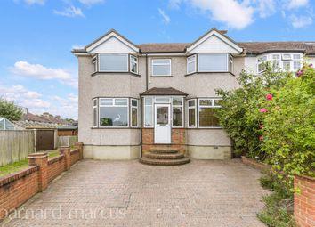 Riverholme Drive, West Ewell, Epsom KT19. 5 bed semi-detached house