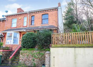Thumbnail 3 bed end terrace house for sale in Myrtle Grove, Bideford