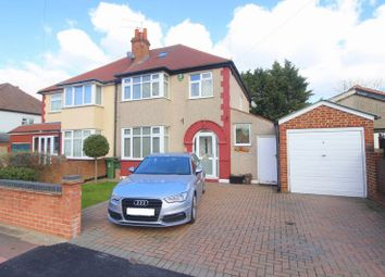 3 bed semi-detached house for sale in Old Farm Avenue, Sidcup DA15