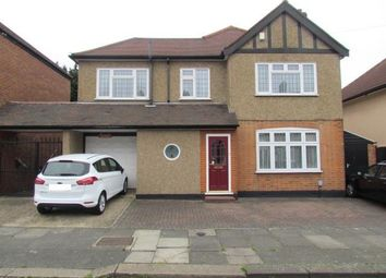Thumbnail 3 bed detached house for sale in Albany Road, Chadwell Heath, Romford