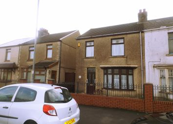 Thumbnail 3 bedroom semi-detached house for sale in Newbridge Road, Port Talbot, West Glamorgan.