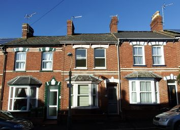 Thumbnail 2 bed terraced house to rent in Toronto Road, Exeter