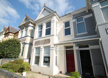 Thumbnail 3 bed terraced house for sale in Endsleigh Park Road, Plymouth