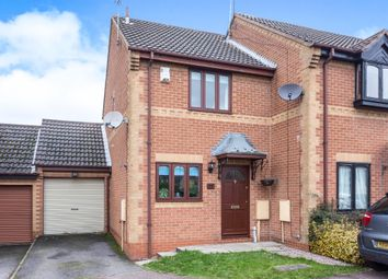 Thumbnail 2 bed town house for sale in Smalley Drive, Oakwood, Derby