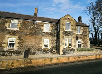Thumbnail 4 bed semi-detached house for sale in Stamford, Alnwick, Northumberland