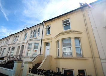 Thumbnail 2 bed flat to rent in Goldstone Road, Hove
