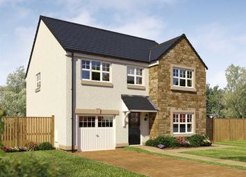 "Thumbnail 4 bed detached house for sale in ""The Hartwood"" at Gateside Road, Haddington"