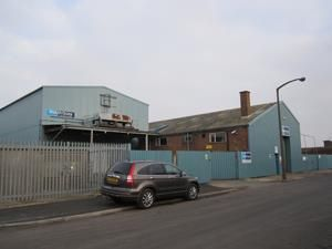 Thumbnail Light industrial for sale in North Quay, Grimsby, North East Lincolnshire