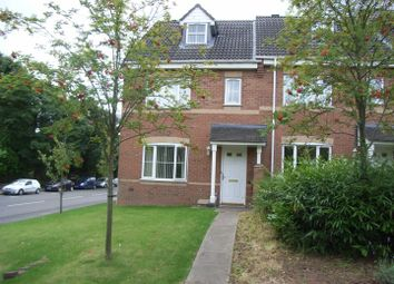 Thumbnail 3 bedroom property to rent in Peckstone Close, Parkside, Coventry