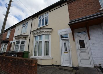 Thumbnail 3 bedroom terraced house for sale in Dalton Street, Wolverhampton