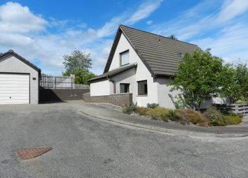 Thumbnail 3 bed detached house for sale in Grampian View, Aviemore