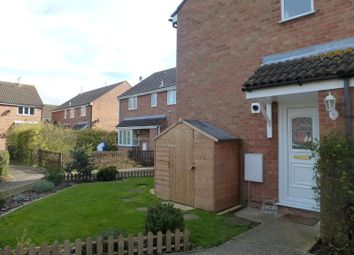 Thumbnail 2 bedroom terraced house to rent in Spencer Drive, St. Ives, Huntingdon