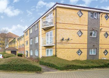 Thumbnail 2 bed flat for sale in Halstead Close, Croydon, Surrey