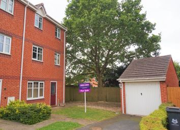 Thumbnail 4 bed town house for sale in Chesterton Gardens, Worcester