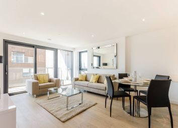 Thumbnail 2 bed flat for sale in Yabsley Street, Canary Wharf