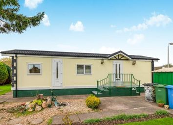 Thumbnail 1 bed mobile/park home for sale in Hordern Park, Ball Lane, Coven Heath, Wolverhampton