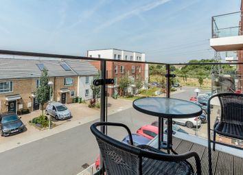 Thumbnail 1 bed flat for sale in Alcock Crescent, Crayford