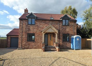 Thumbnail 4 bedroom detached house for sale in 223 The Drove, Barroway Drove, Downham Market