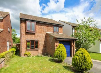 Thumbnail 4 bed detached house for sale in Poplar Close, Frome