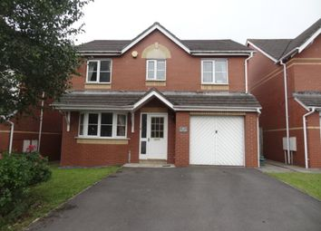 Thumbnail 4 bed detached house for sale in Heol Broadland, Barry