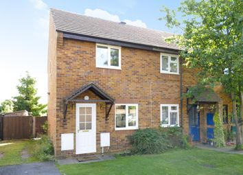 Thumbnail 2 bed end terrace house to rent in Marston, Oxford