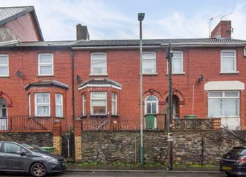 Thumbnail 4 bed terraced house for sale in Risca Road, Cross Keys, Newport