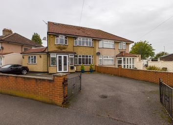 Thumbnail 4 bed semi-detached house for sale in The Fairway, Ruislip
