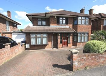 Thumbnail 5 bed detached house for sale in Harrowes Meade, Edgware, Greater London.