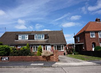 Thumbnail 4 bed semi-detached house for sale in Broome Way, York