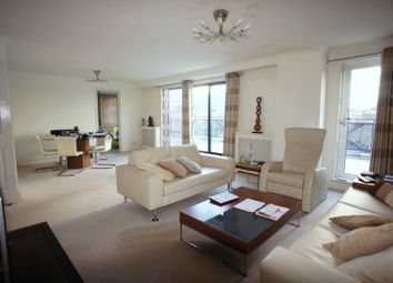 Thumbnail 3 bed flat for sale in Harcourt Street, London