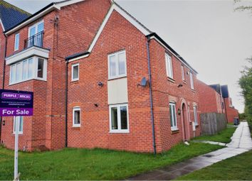 Thumbnail 3 bed semi-detached house for sale in Braken Road, Altrincham