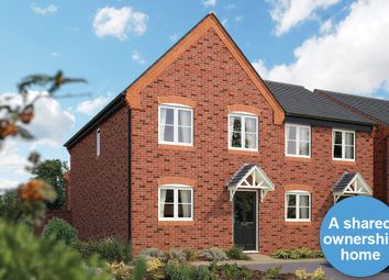 "Thumbnail 3 bed semi-detached house for sale in ""The Delamere"" at Ash Road, Cuddington, Northwich"