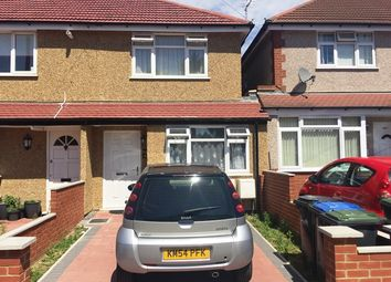 Thumbnail 2 bed terraced house for sale in Leyburn Road, Edmonton